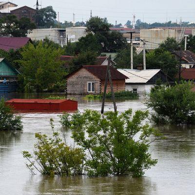 Списки пострадавших от паводков в ДФО будут готовы в ближайшее время
