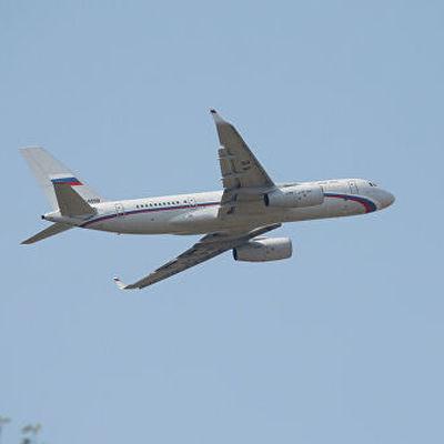 Самолет с российскими туристами из Таиланда прилетел в Воронеж