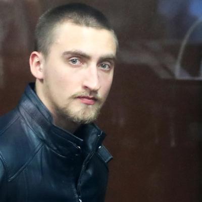 Бывшего росгвардейца Павла Устинова приговорили к 3,5 года колонии