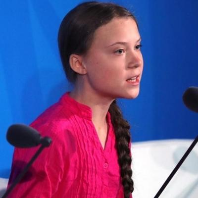 Трамп посмеялся над 16-летней экологической активисткой Гретой Тунберг