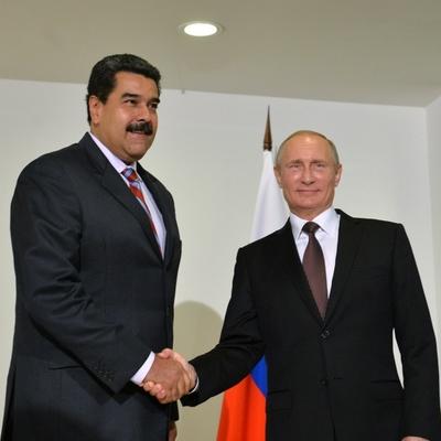 Путин на встрече с Мадуро обсудит вмешательство третьих стран в выборы в Венесуэле