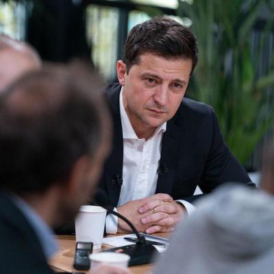 Зеленский: Украина должна расследовать возможное вмешательство в выборы в США в 2016 году