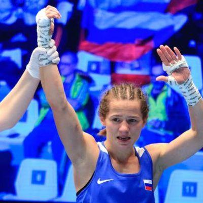 Лилия Аетбаева завоевала золотую медаль женского чемпионата мира по боксу