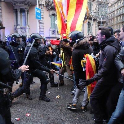 Ситуация в Каталонии находится под контролем