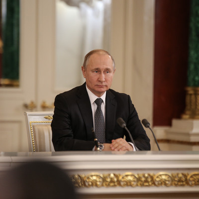 Владимир Путин пообещал эмиратским инвесторам комфортные условия на рынке России