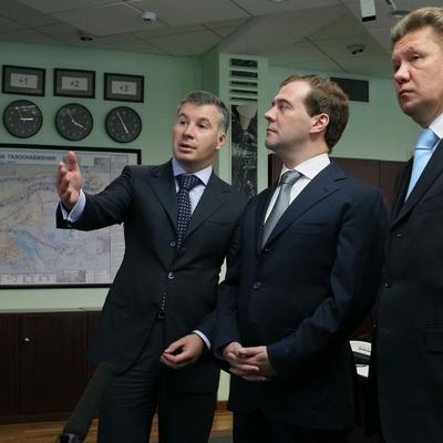 Миллер счёл продление действующего газового контракта с Украиной единственным путем