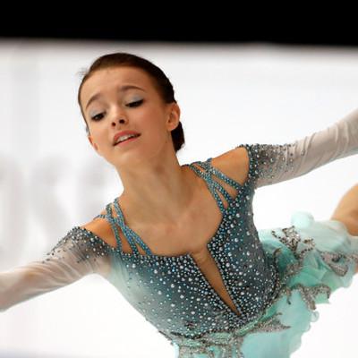 Анна Щербакова стала победительницей в своем первом взрослом турнире