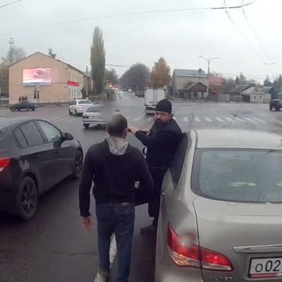 МВД проверит действия священника на дороге в Тамбове
