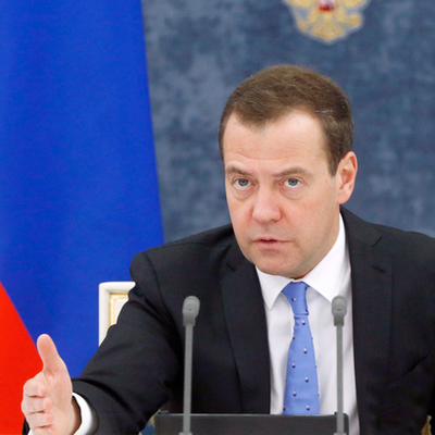 Медведев предложил включить в нацпроект