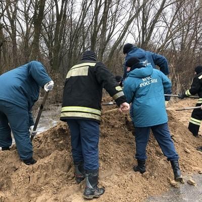 Вторая волна паводка ожидается в Костромской области из-за потепления и обильных осадков