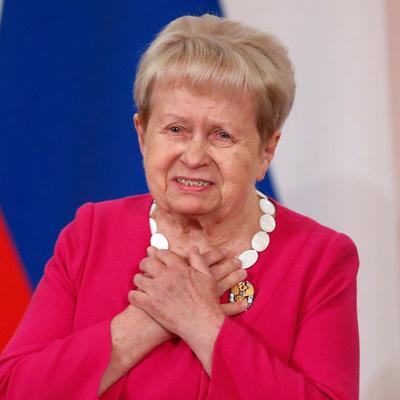 Александре Пахмутовой исполняется 90 лет