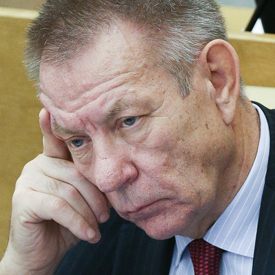 Депутата Госдумы Николая Герасименко лишили прав из-за ДТП с мотоциклистом