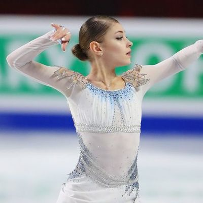 Косторная стала лауреатом премии по фигурному катанию Международного союза конькобежцев