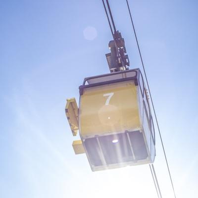 На Эльбрусе заработали канатные дороги, закрытыеиз-за коронавируса