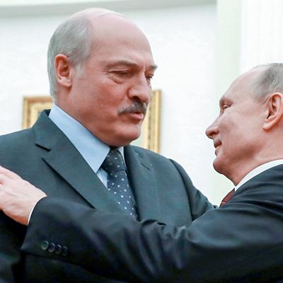 Путин поддержал инициативу Лукашенко о проведении в Белоруссии конституционной реформы