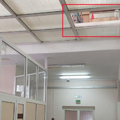 Из школы №491 в Марьино, где девочка провалилась через стеклянный пол, уволены трое сотрудников