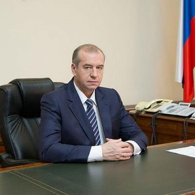 Путин принял отставку Сергея Левченко с поста губернатора Иркутской области