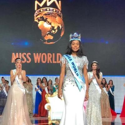 Представительница Ямайки стала победительницей конкурса