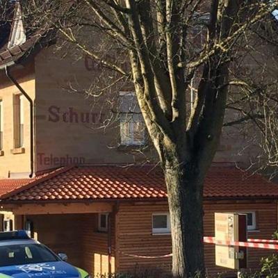 В Германии задержан подозреваемый в стрельбе