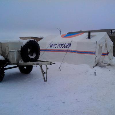 В Оренбургской области оборудованы пункты временного размещения и обогрева
