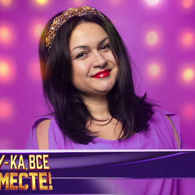 Анжелика Алферова