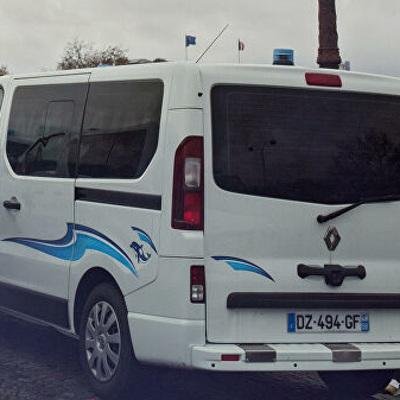 Во Франции задержали автобус из Италии