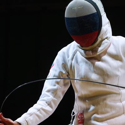 Мужская сборная России по фехтованию на шпагах вышла в финал Олимпиады