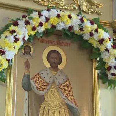 Завтра по городам РФ и Белоруссии начинается крестный ход с мощами Александра Невского