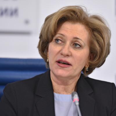 Попова: эпидемический процесс активизировался во всех регионах