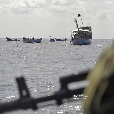 Пираты похитили в Гвинейском заливе четырех членов экипажа судна для транспортировки нефтепродуктов
