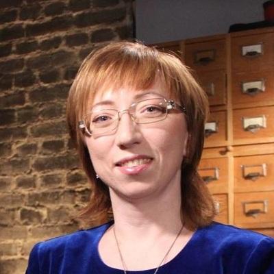 Елена Давыдовна Браун