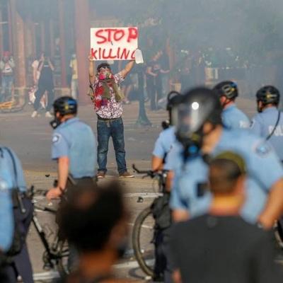 Губернатор Джорджии объявил режим ЧС из-за беспорядков