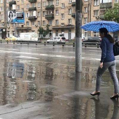 Июнь 2020 года в Москве стал самым дождливым за 200 лет