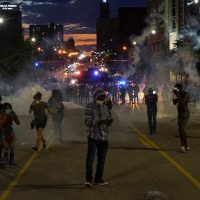 Более 200 участников беспорядков задержаны в Нью-Йорке