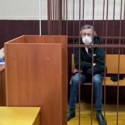 Ефремова привезли в Пресненский суд Москвы на четвертое по счету заседание
