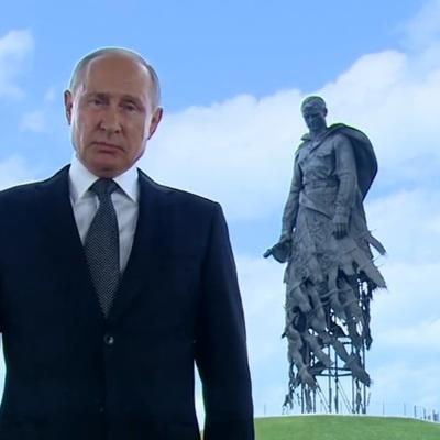 Путин выступил с обращением к россиянам перед голосованием по поправкам