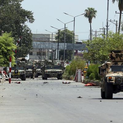 29 человек погибли, 50 пострадали в результате нападения на тюрьму в афганском Джелалабаде