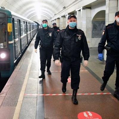 Москвичей оштрафовали на 210 миллионов рублей за проезд без масок