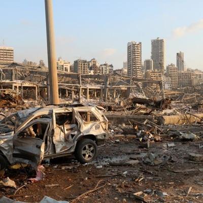 Российские спасатели и врачи покинули Бейрут