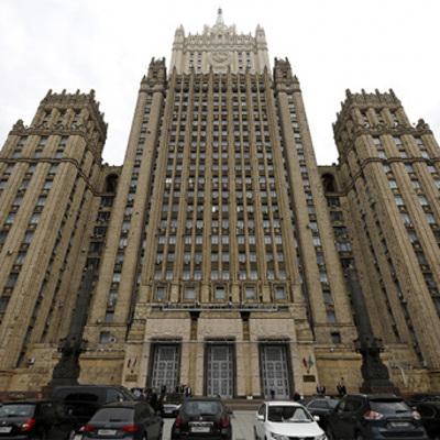 Консулу Украины в Петербурге предписано покинуть территорию России