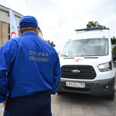 Самые популярные мобильные пункты вакцинации от гриппа назвали власти Москвы
