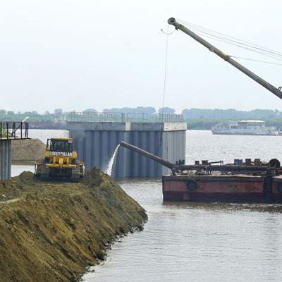 Гребень паводка миновал Хабаровск и смещается дальше по течению