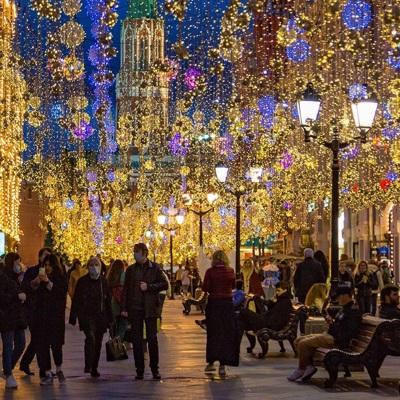 Составлен рейтинг самых красивых улиц для ночных прогулок по Москве