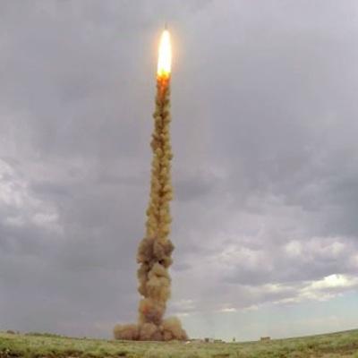 ВКС России успешно испытали новую ракету системы ПВО