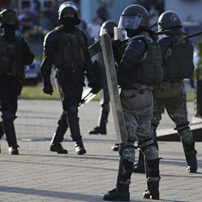 Силовики пресекли еще одну несанкционированную акцию протеста в Минске