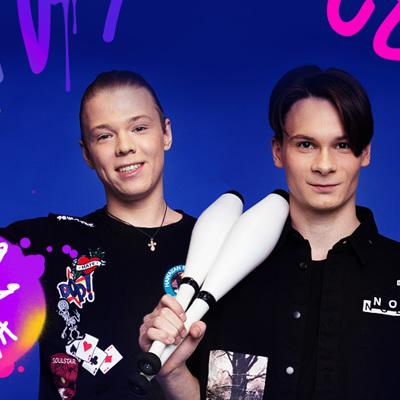 Дмитрий Арсентьев и Александр Пресняков