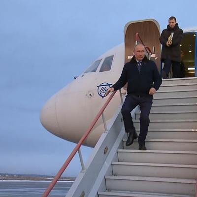 Владимир Путин намерен держать ситуацию в Усолье-Сибирском под личным контролем