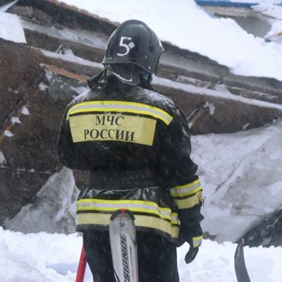 Людей под лавиной, сошедшей на Домбае, по предварительным данным, нет