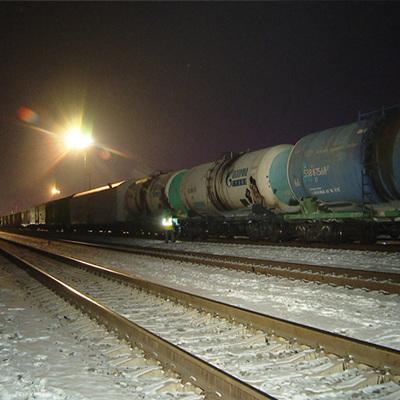 В Приамурье восстановили движение поездов после схода вагонов грузового состава