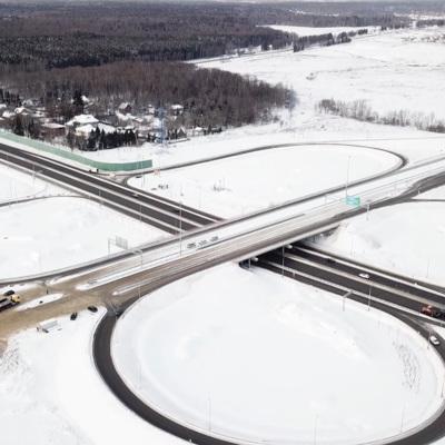 Кабмин выделит регионам ещё 100 млрд рублей на строительство дорог